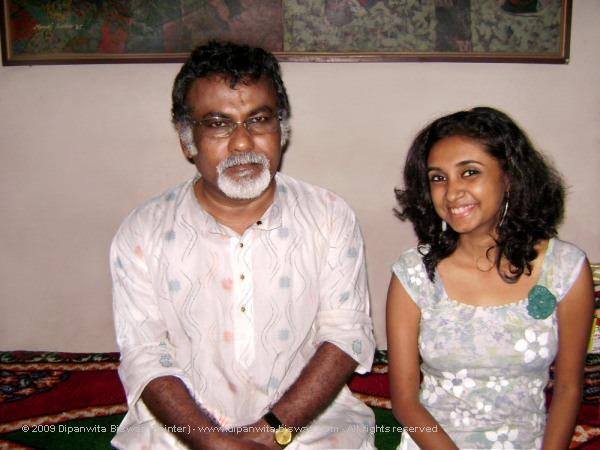 Me & Prod. Manoj Sarkar